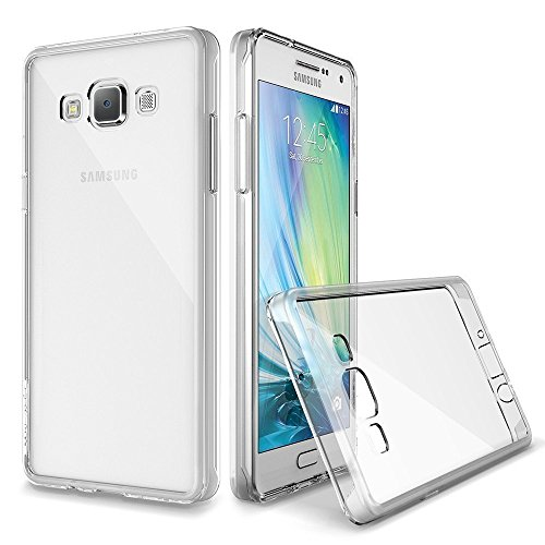 Credo - Ultra Clear Transparent Flexible Soft TPU Slim Back cover for Samsung Galaxy On7 / Samsung Galaxy On7 Pro  available at amazon for Rs.79