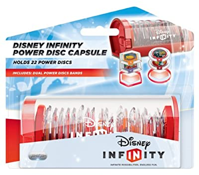 Disney Infinity Power Disk Capsule (PS3/Xbox 360/Nintendo Wii U/Wii/3DS) from PDP