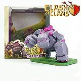 Figura de acción: Clash of Clans Golem Action Figure 5.7 Inch