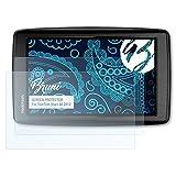Bruni Schutzfolie für Tomtom Start 60 (2012) Folie - 2 x glasklare Displayschutzfolie