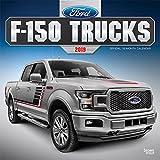 Ford F-150 Trucks - Ford Pickups 2019 - 18-Monatskalender (Wall-Kalender)