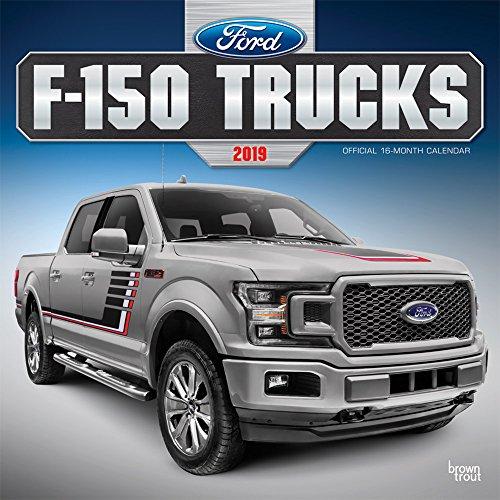 Ford F150 Trucks 2019 Calendar par Inc. Browntrout Publishers