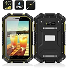 7 inch 4G Android Rugged Tablet PC Waterproof IP67 Tablet With WIFI GPS NFC