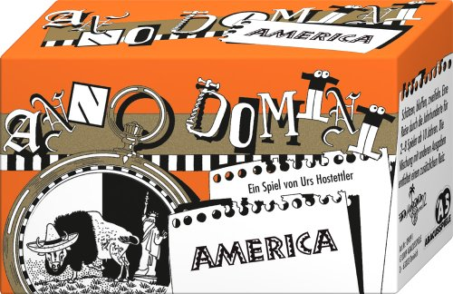 Anno Domini - America, Quizspiel ()