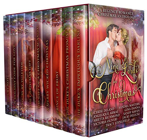 Nine Lords for Christmas : A Regency Romance Christmas Anthology: Nine Seductive Regency Christmas Stories (Regency Anthologies Book 2) (English Edition)