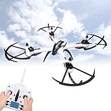 JJRC H16–1Tarántula X66-assi giroscopio 4-canali 2.4GHz Radio Control Professional drones cuadricóptero (Black)