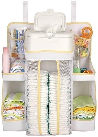 Dexbaby Nursery Organizer, White by DEX Products