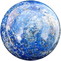 Grün Kreuz Kröte Lapis Lazuli Crystal Ball Edelstein Kugel für Wahrsagung, 57mm, 290g (LB15) preisvergleich bei billige-tabletten.eu