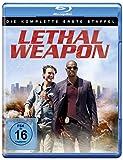 Lethal Weapon - Die komplette 1. Staffel [Blu-ray]