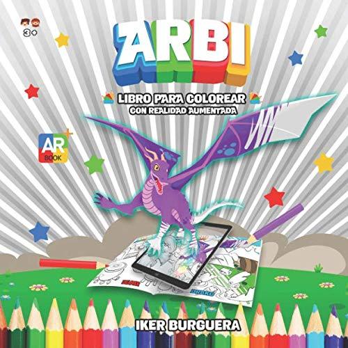ARBI - Libro para colorear con Realidad Aumentada