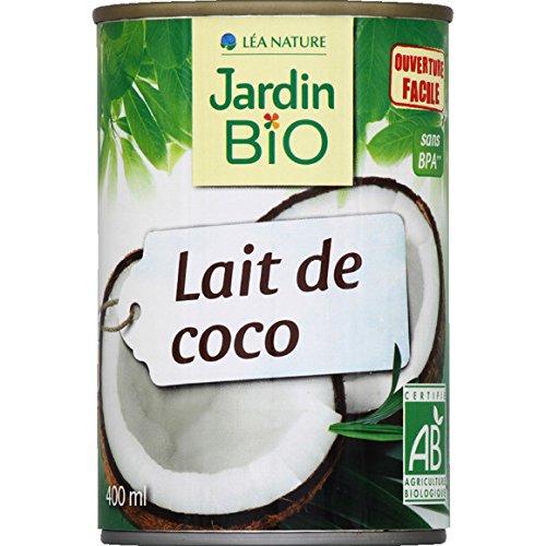 jardin bio Lait de coco ( Prix unitaire ) - Envoi Rapide Et Soignée