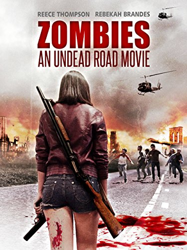 Zombies: An Undead Road Movie Cover