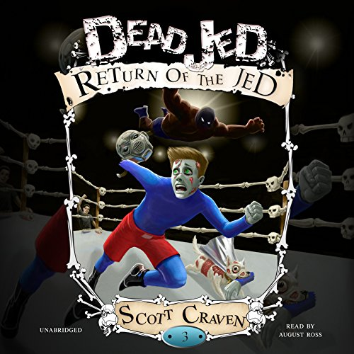Dead Jed 3  Audiolibri