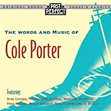 The Words and Music of Cole Porter: 1920s, 30s, 40s by Various Artists