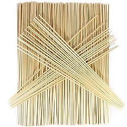 Kinder Handwerk Holzst/äbe Natur Ein beliebter Bastelartikel f/ür Modellbau handgefertigt Geschenke Spiele 200 St/ück 30 cm x 3 mm /Ø lang