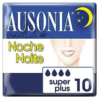 AUSONIA Sanitaty Towels Superplus Night 10 UDS