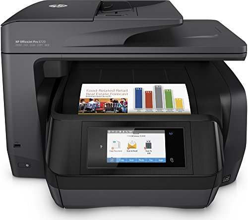 Best HP OfficeJet Pro 8725 All-in-One Printer – Instant Ink Ready (hp 8728 (latest Version)) Discount