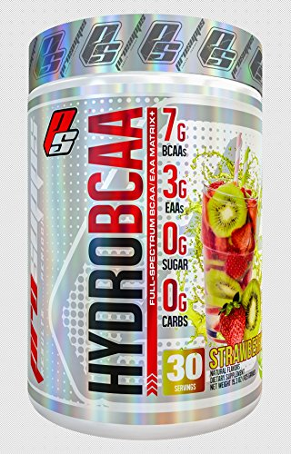 Exclusive Edition ProSupps HydroBCAA NEW VERSION 2:1:1 EAA Essentielle Aminosäure Muskelaufbau Diät Bodybuilding 435g (Strawberry Kiwi)