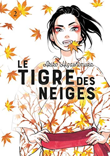 Le Tigre des Neiges Edition simple Tome 2