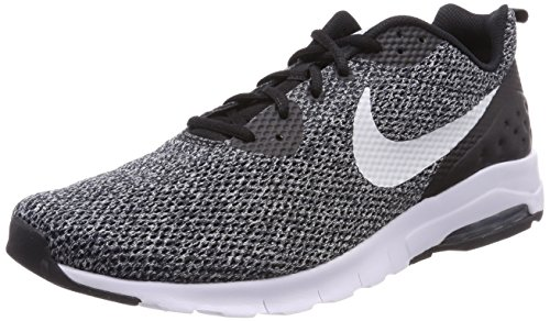 Nike Herren Air Max Motion LW SE Gymnastikschuhe, Schwarz (Black Pure Platinumdark Grey 010), 46 EU (Nike Air Max Motion)