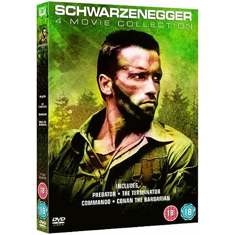 Arnold Schwarzenegger [Red Tag
