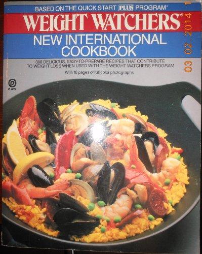 Weight Watchers New International Cookbook