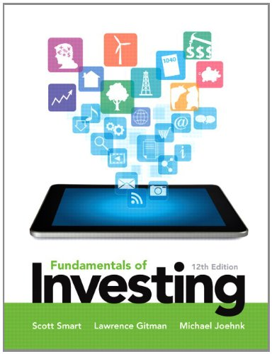 Fundamentals of Investing (Pearson Series in Finance)