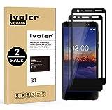 iVoler [2 Pack] Compatible with Nokia 3.1 / Nokia 3 2018
