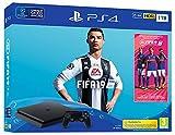 Playstation 4 Slim F chassis 1Tb + FIFA 19