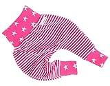 Lilakind Nicki Babyhose Pumphose Hose Streifen Sterne 62/68