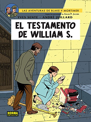 Blake&Mortimer 24. El Testamento de William S.