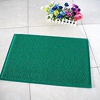 GFYWZ Tappetino da bagno casa porta mat tappetini antiscivolo piedi , green , 60*90cm