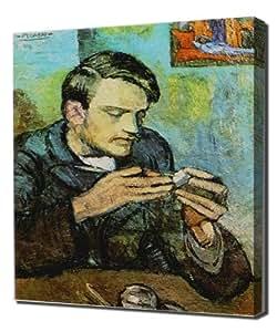 Picasso - Portrait Of Mateu Fernandez De Soto - Reproduction d'art sur toile