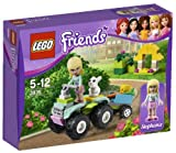LEGO Friends 3935 - Stephanie's mobile Tierrettung