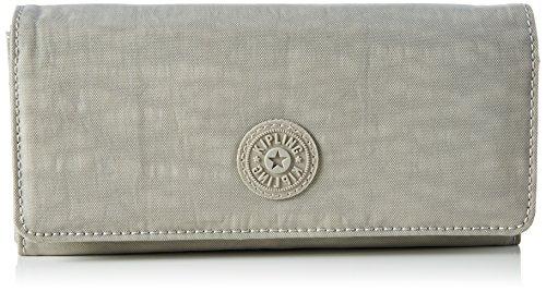Kipling Brownie, Damen Geldbörse, Beige (Pastel C), 19x10x3 cm (W x H x L)