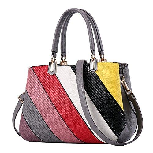 Lady Mode-Schulter-Kurier-Handtasche 2
