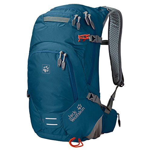Jack Wolfskin Rucksack Acs Stratosphere Pack Moroccan Blue