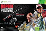 Rapala Pro Bass Fishing with Rod Peripheral -Xbox 360 by Activision