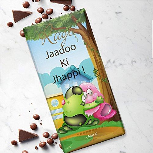 Rage Jadoo Ki Jhappi Milk Chocolate - 90 gms