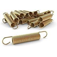 Ampel 24, Lote de 12 muelles para camas elásticas | 3 tamaños | resortes espirales - Cosmética y perfumes - Comparador de precios