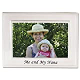 Best Nanny Picture Frames - Lawrence Frames Sentiments Collection, Brushed Metal 4 Review