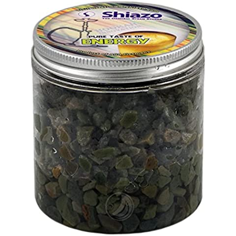 Shiazo Energy - Piedras granuladas para cachimba (sustituye a tabaco, sin nicotina) Shiazo Energy - Piedras granuladas para cachimba (sustituye a tabaco, sin nicotina)