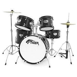 Tiger 5 Piece Junior Drum Kit