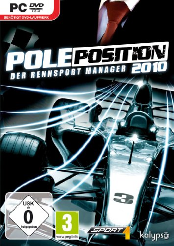 Pole Position 2010 - Der Rennsport Manager
