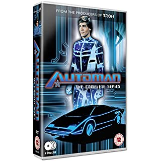 Automan The Complete Series [DVD] [UK Import]