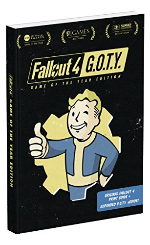 fallout buch Fallout 4 Game Of The Year Edition (Lösungsbuch)