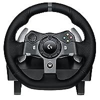 Cheap Games - Logitech G920 UK Plug Driving Force Racing