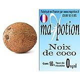MA POTION - E-Liquide Fruit Noix de coco, Eliquide Français Ma Potion, recharge liquide pour cigarette électronique. Sans nicotine ni tabac