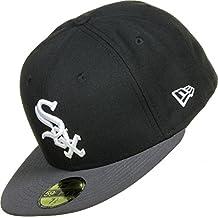 New Era Ger MLB Two Tone CH White Sox Cappellino 6 7/8 black