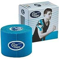 Cure Tape Sports, 5 m x 5 cm, wasserfest, blau preisvergleich bei billige-tabletten.eu
